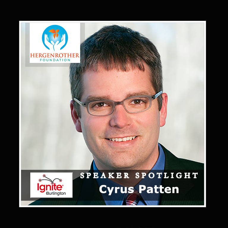 Ignite Speakers - Cyrus Patten (2)