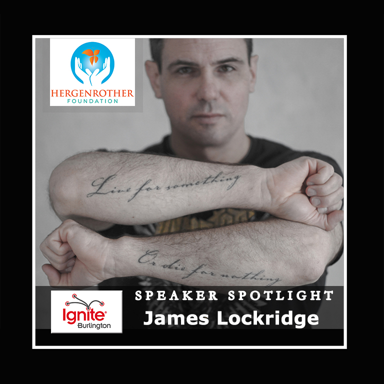 Ignite Speakers - James Lockridge (2)