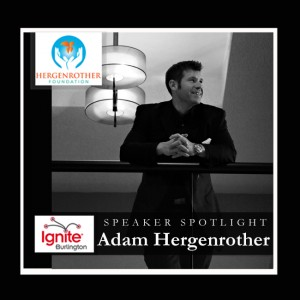 Speaker Spotlight - Adam Hergenrother
