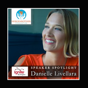 Speaker Spotlight - Danielle Livellara