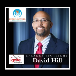 Speaker Spotlight - David Hill