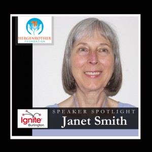 Speaker Spotlight - Janet Smith