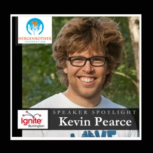 Speaker Spotlight - Kevin Pearce