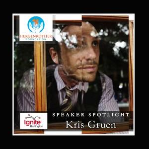 Speaker Spotlight - Kris Gruen