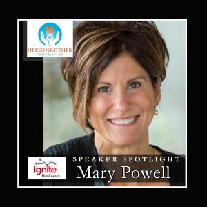 Speaker Spotlight - Mary Powell