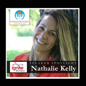 Speaker Spotlight - Nathalie Kelly