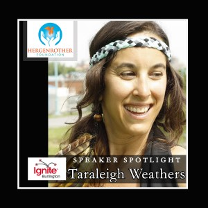 Speaker Spotlight - Taraleigh Weathers