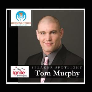 Speaker Spotlight - Tom Murphy